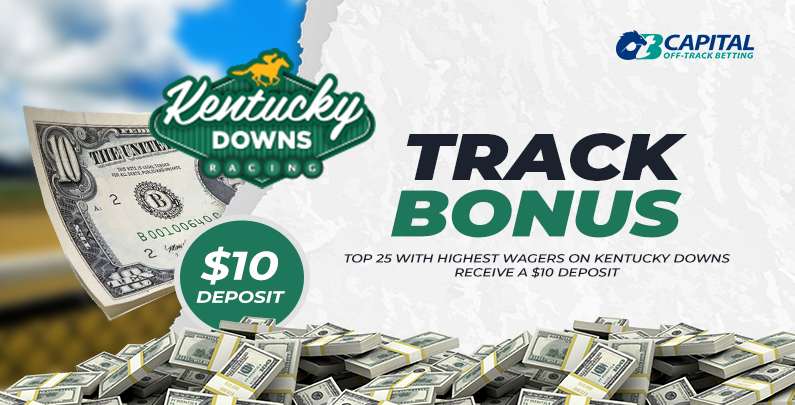 kentucky downs off track betting