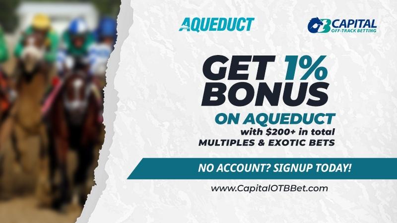 1% Aqueduct Bonus