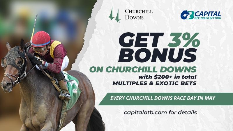 3% Churchill Bonus