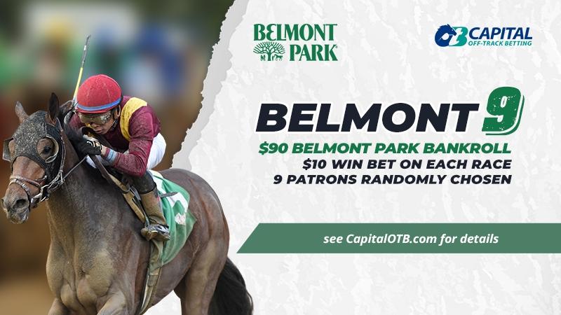 Belmont 9 Bankroll