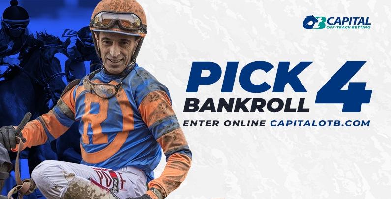 Online $150 Pick 4 Bankroll Contest