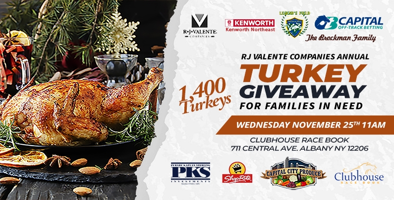 2020 Turkey Giveaway for Families in Need